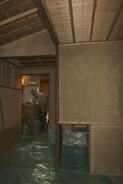 築30年の茶室改修_f0156448_15531714.jpg