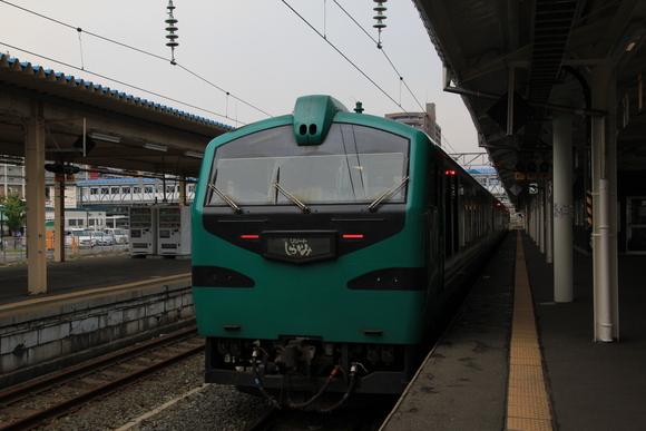 北海道・青森・秋田をめぐる旅  青森駅にて_d0202264_1930675.jpg