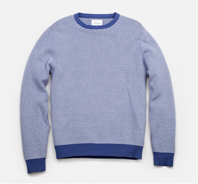 SATURDAYS SURF NYC WAVE CREW NECK_f0111683_18594384.png