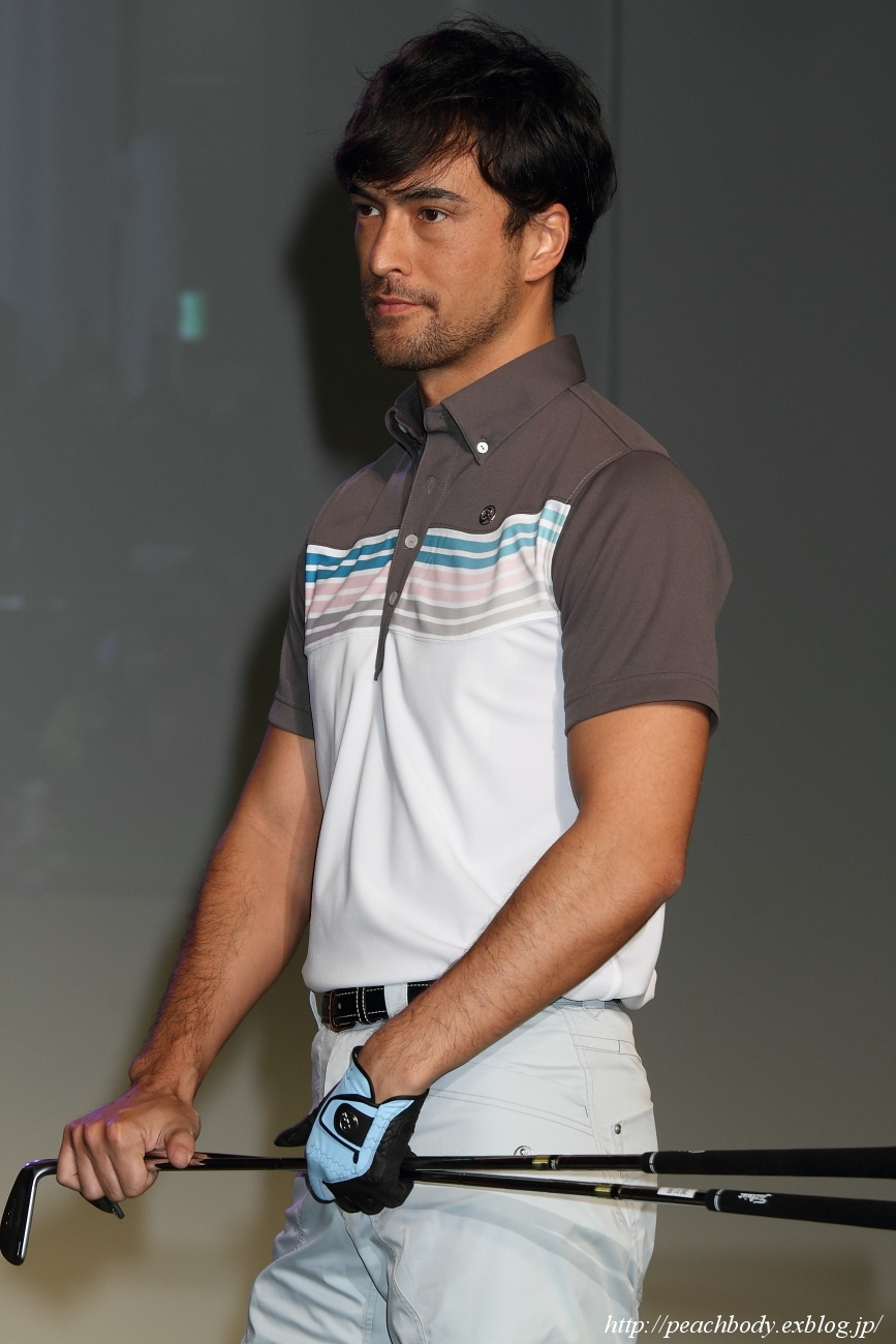 EVEN×RAKUEN GOLF STYLE COLLECTION 2nd STAGE グループB その22_c0215885_21521952.jpg