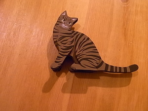 オーダー頂いた猫のオブジェ_d0322493_1716260.jpg