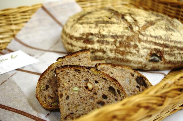久しぶりにパンのお勉強!_e0167593_23421691.jpg