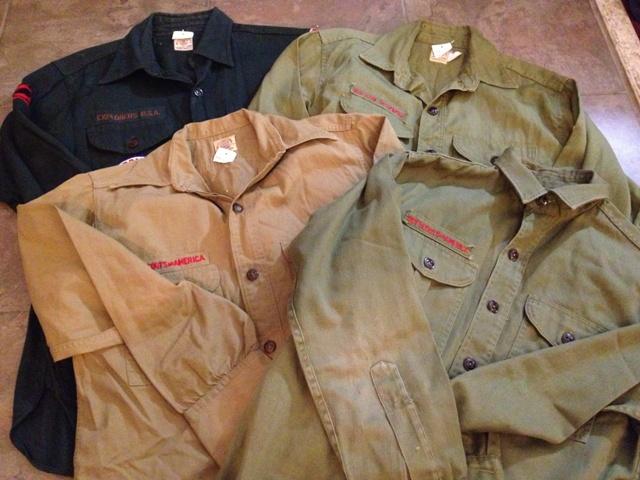 40-50'S ボーイスカウトシャツ!_c0144020_1093114.jpg