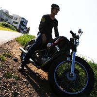 【Harley-Davidson 1】_f0203027_17452895.jpg