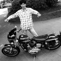 【Harley-Davidson 1】_f0203027_17524664.jpg