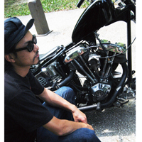 【Harley-Davidson 1】_f0203027_17584564.jpg