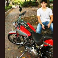 【Harley-Davidson 1】_f0203027_180271.jpg