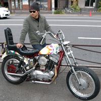 【Harley-Davidson 1】_f0203027_18103458.jpg