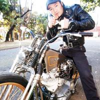 【Harley-Davidson 2】_f0203027_18124726.jpg