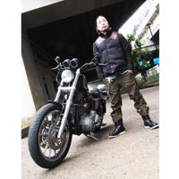 【Harley-Davidson 1】_f0203027_1813413.jpg