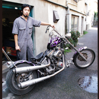 【Harley-Davidson 2】_f0203027_18182231.jpg