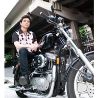 【Harley-Davidson 1】_f0203027_18634100.jpg
