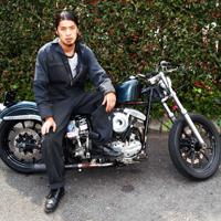 【Harley-Davidson 1】_f0203027_1871132.jpg