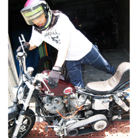 【Harley-Davidson 1】_f0203027_187143.jpg