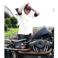 【Harley-Davidson 1】_f0203027_1874672.jpg
