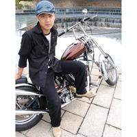 【Harley-Davidson 1】_f0203027_1893659.jpg