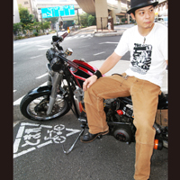 【Harley-Davidson 1】_f0203027_189576.jpg