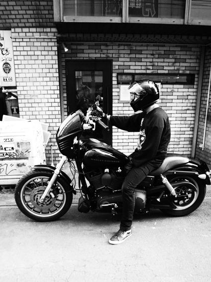 5COLORS「君はなんでそのバイクに乗ってるの?」#73_f0203027_748116.jpg