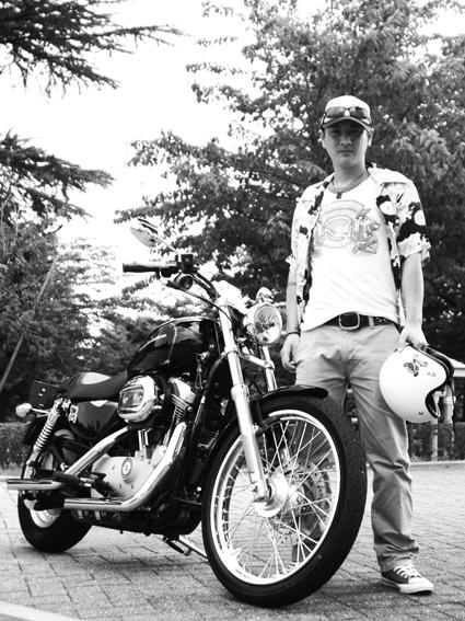 5COLORS「君はなんでそのバイクに乗ってるの?」#73_f0203027_7493111.jpg
