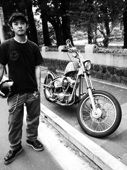 5COLORS「君はなんでそのバイクに乗ってるの?」#73_f0203027_749561.jpg