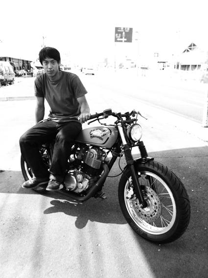 5COLORS「君はなんでそのバイクに乗ってるの?」#73_f0203027_7501968.jpg