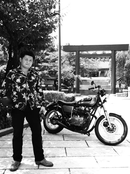 5COLORS「君はなんでそのバイクに乗ってるの?」#73_f0203027_7504351.jpg