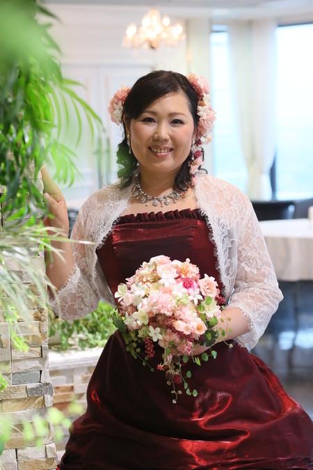 新郎新婦様からのメール 新横浜プリンスホテル様へのブーケ_a0042928_2105454.jpg