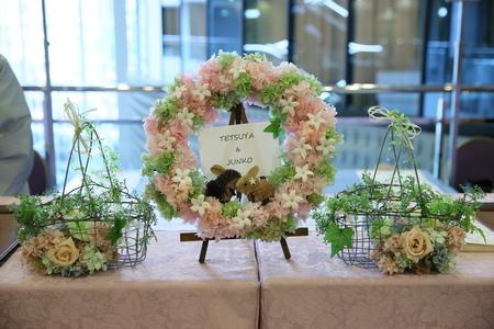 新郎新婦様からのメール 新横浜プリンスホテル様へのブーケ_a0042928_2173222.jpg
