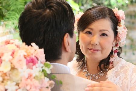新郎新婦様からのメール 新横浜プリンスホテル様へのブーケ_a0042928_2192489.jpg