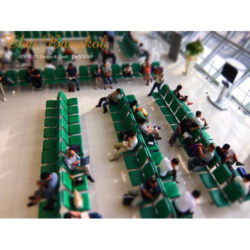 旅の終わり・スワンナプーム国際空港にて_e0131432_9315640.jpg