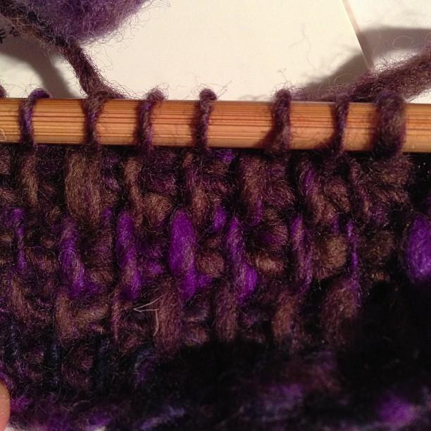 手紡ぎとアフガン編み_e0060341_0332225.jpg