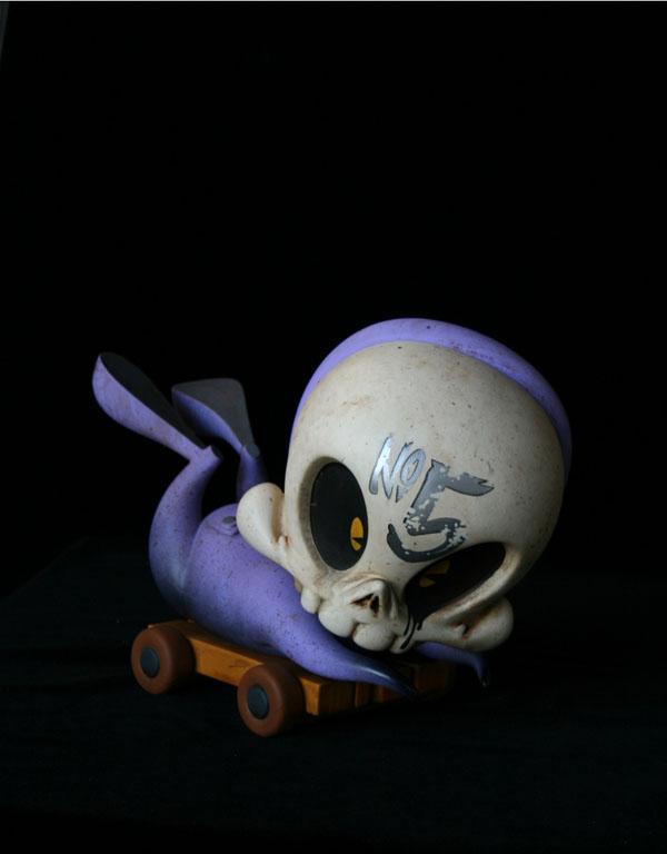 Monsters & Misfits III、申し分なしのBrandt作品_a0077842_22582028.jpg