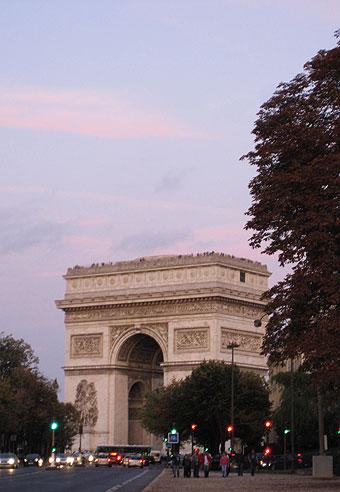 フェーヴを巡るフランス旅記録2009 #21  Paris_c0120342_23215393.jpg