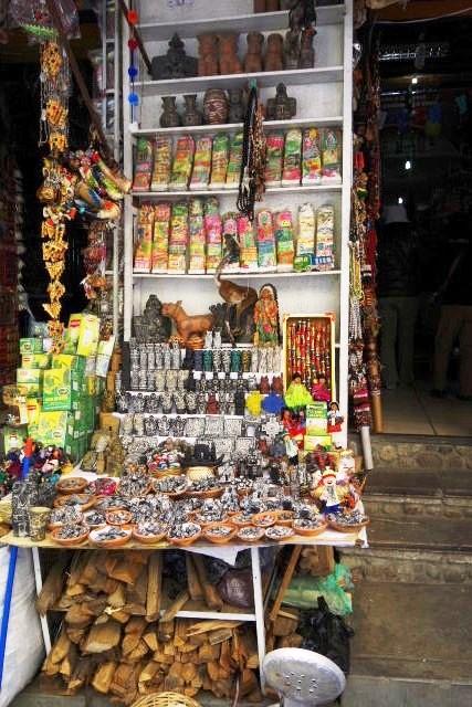 ボリビアの旅(40) 【ラパス】 サガルナガ通りとリナレス通り_c0011649_0325823.jpg