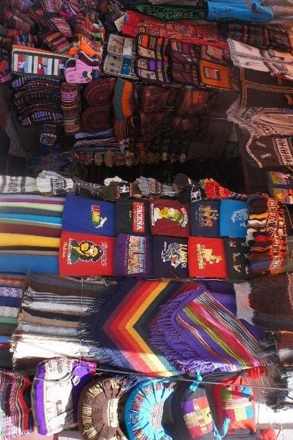 ボリビアの旅(41) 【ラパス】 リナレス通りとラ・カソナでランチ_c0011649_19364815.jpg