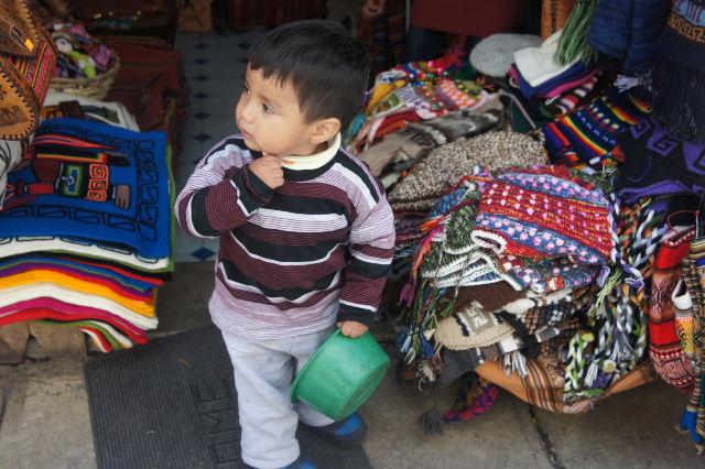 ボリビアの旅(41) 【ラパス】 リナレス通りとラ・カソナでランチ_c0011649_19372317.jpg
