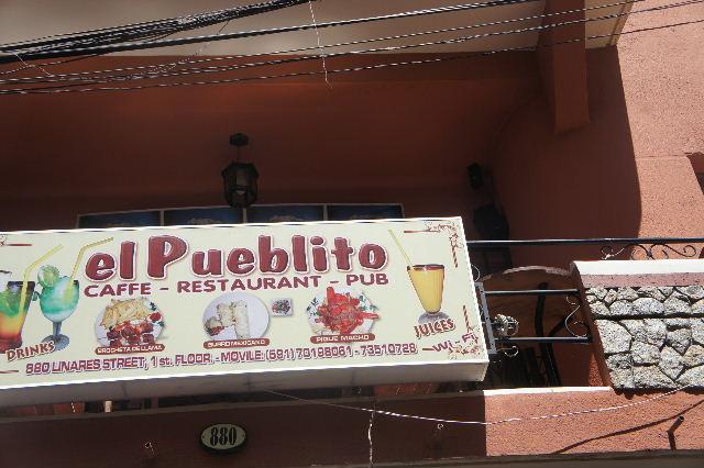 ボリビアの旅(41) 【ラパス】 リナレス通りとラ・カソナでランチ_c0011649_19401479.jpg