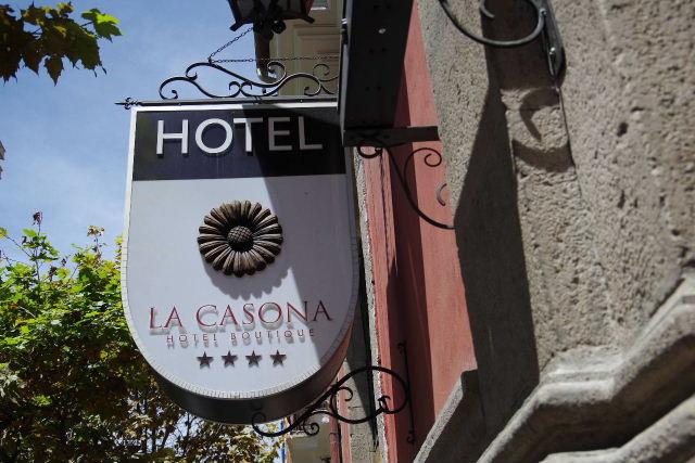 ボリビアの旅(41) 【ラパス】 リナレス通りとラ・カソナでランチ_c0011649_21485068.jpg