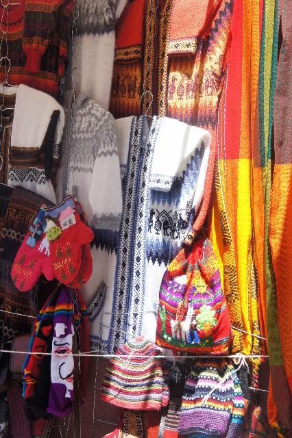 ボリビアの旅(41) 【ラパス】 リナレス通りとラ・カソナでランチ_c0011649_22233985.jpg