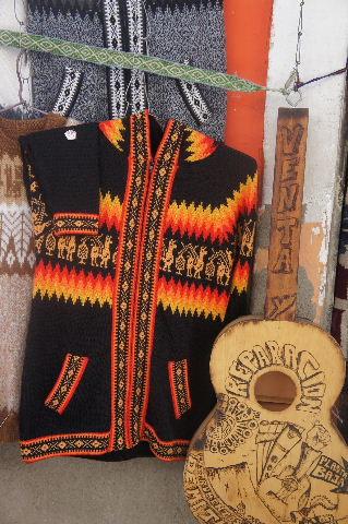 ボリビアの旅(41) 【ラパス】 リナレス通りとラ・カソナでランチ_c0011649_22235899.jpg