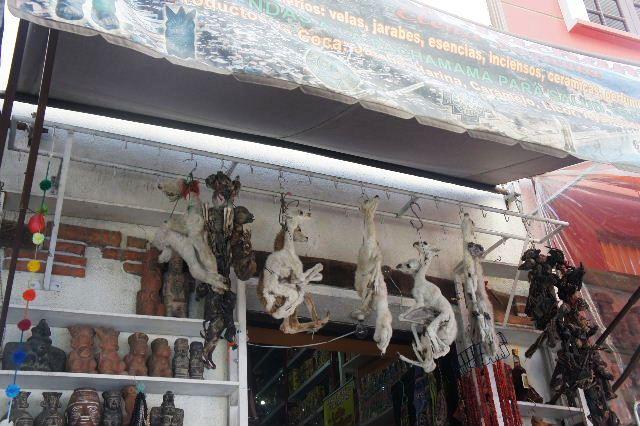 ボリビアの旅(40) 【ラパス】 サガルナガ通りとリナレス通り_c0011649_752538.jpg