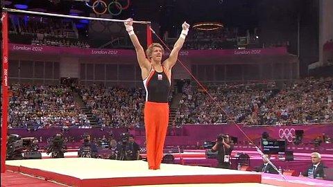 2012年ロンドンオリンピック:種目別鉄棒の演技構成 : The King of ...