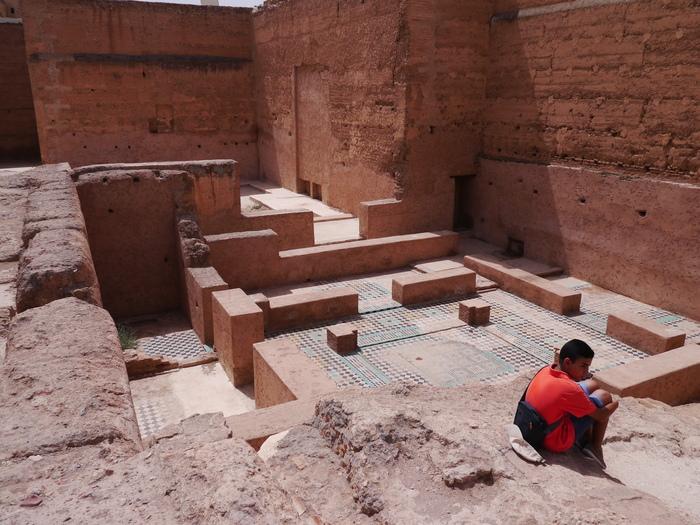 モロッコへ行く。⑦ ~インディージョーンズの世界~_f0232060_1422129.jpg