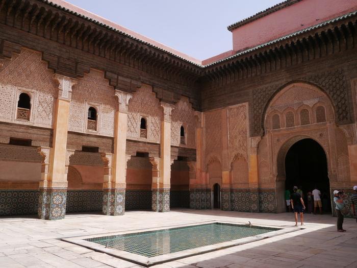 モロッコへ行く。⑧ ~モロッコらしいモロッコ~_f0232060_1654224.jpg