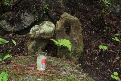 遠野にあるチベットの残存「猿と石(其の一)」_f0075075_10134288.jpg