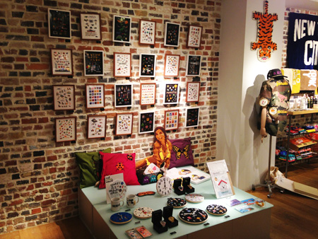 【イベント開催中 渋谷】THE MINT HOUSE POP UP STORE in BEAMS TIME_e0123985_23221772.jpg