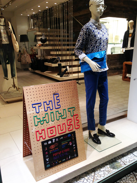 【イベント開催中 渋谷】THE MINT HOUSE POP UP STORE in BEAMS TIME_e0123985_23223956.jpg