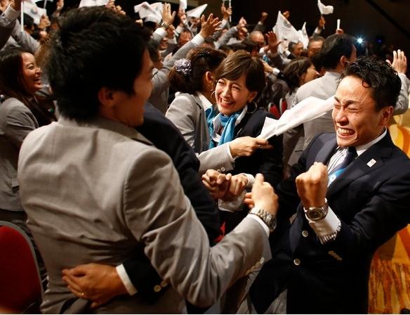 祝2020年東京オリンピック開催決定、世界の人々が持つ東京のイメージが分かる映画情報_b0007805_12423565.jpg