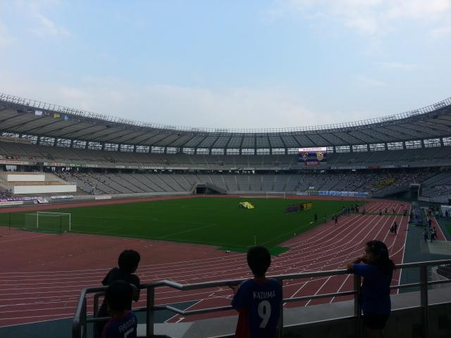 第93回天皇杯全日本サッカー選手権2回戦 FC東京 - 横河武蔵野FC_b0042308_13371045.jpg