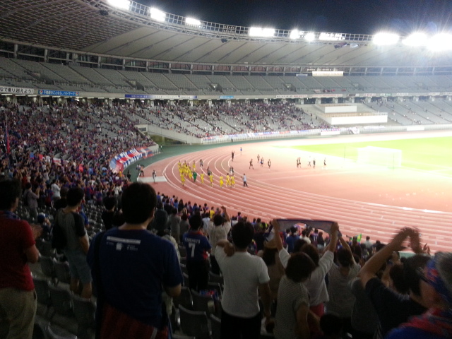 第93回天皇杯全日本サッカー選手権2回戦 FC東京 - 横河武蔵野FC_b0042308_1337325.jpg